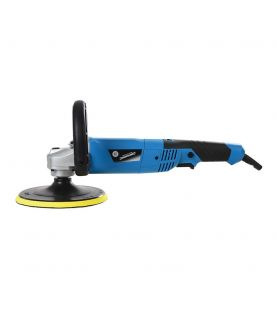 Silverline Polisseuse-Ponceuse rotative filaire 1200W 1